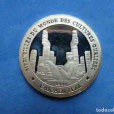 Monedas antiguas de África: CHAD 1000 FRANCOS 1999. Lote 217539207