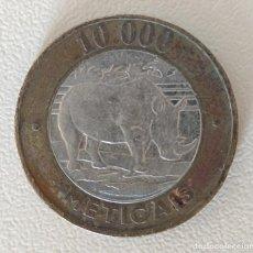Monnaies anciennes d'Afrique: MONEDA DE 10.000 METICAIS DE MOZAMBIQUE 2003. Lote 218063767