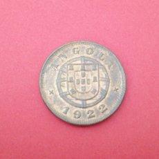 Monedas antiguas de África: 5 CENTAVOS DE ANGOLA 1922. Lote 218392575