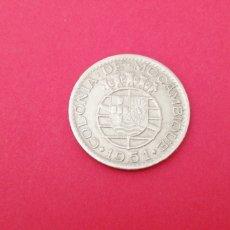 Monedas antiguas de África: 1 ESCUDO DE MOZAMBIQUE 1951. Lote 218392622