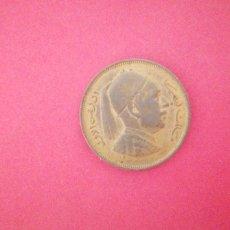 Monedas antiguas de África: 2 MILLIEMES DE LIBIA 1952. Lote 219257496