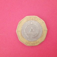 Monedas antiguas de África: 100 ESCUDOS DE CABO VERDE 1994. Lote 219266023