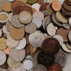 Monedas antiguas de África: LOTE DE 225 MONEDAS EXTRANJERAS. Lote 221785172