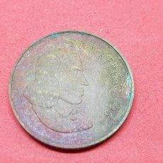 Monedas antiguas de África: SUDÁFRICA 2 CENTS 1965. Lote 222264197