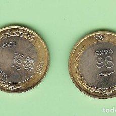 Monedas antiguas de África: PORTUGAL. 200 ESCUDOS 1998. EXPO. BIMETÁLICA KM#706. Lote 222290802