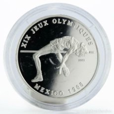 Monedas antiguas de África: CHAD 1000 FRANCOS 2003. Lote 222490858