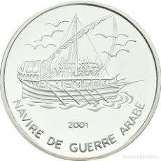 Monedas antiguas de África: CHAD 1000 FRANCOS 2001. Lote 223820005