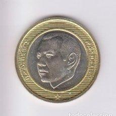 Monedas antiguas de África: MONEDAS EXTRANJERAS - MARRUECOS - 10 DIRHAMS 2002 (BIMETALICA) KM-110 (SC). Lote 224844398