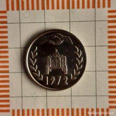 Monnaies anciennes d'Afrique: 1 DINAR, ARGELIA. 1972. (KM#104.2). Lote 224903078