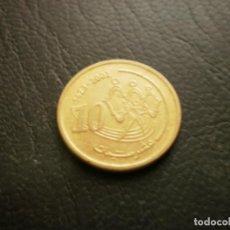 Monete antiche di Africa: MARRUECOS 10 SANTIMAT 2002. Lote 226507005