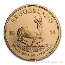 Monedas antiguas de África: MONEDA ORO 1 ONZA KRUGERRAND SUDAFRICANO 2020. Lote 230460915
