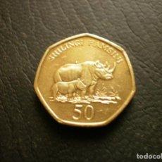 Monete antiche di Africa: TANZANIA 50 SHILLINGI 1996. Lote 231542235