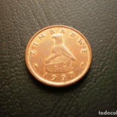 Monete antiche di Africa: ZIMBABUE 1 CENT 1997. Lote 231644375