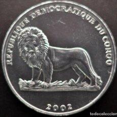 Monete antiche di Africa: CONGO RDC, 50 CÉNTIMOS 2002. Lote 232274980