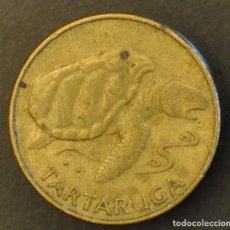 Monnaies anciennes d'Afrique: CABO VERDE, 1 ESCUDO 1994. Lote 232341560