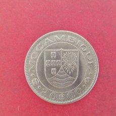 Monedas antiguas de África: 20 ESCUDOS DE MOZAMBIQUE 1971. Lote 232924280