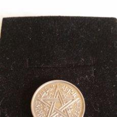Monedas antiguas de África: MONEDA UN FRANCO DE MARRUECOS ..... 1951-1370.. Lote 234278470