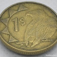 Monnaies anciennes d'Afrique: NAMIBIA, 1 DÓLAR 1993. Lote 234898130