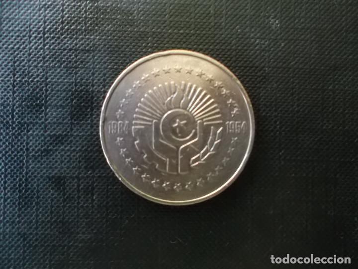 Monedas antiguas de África: coleccion de monedas diferentes de Algeria muy buena coleccion - Foto 12 - 155719141