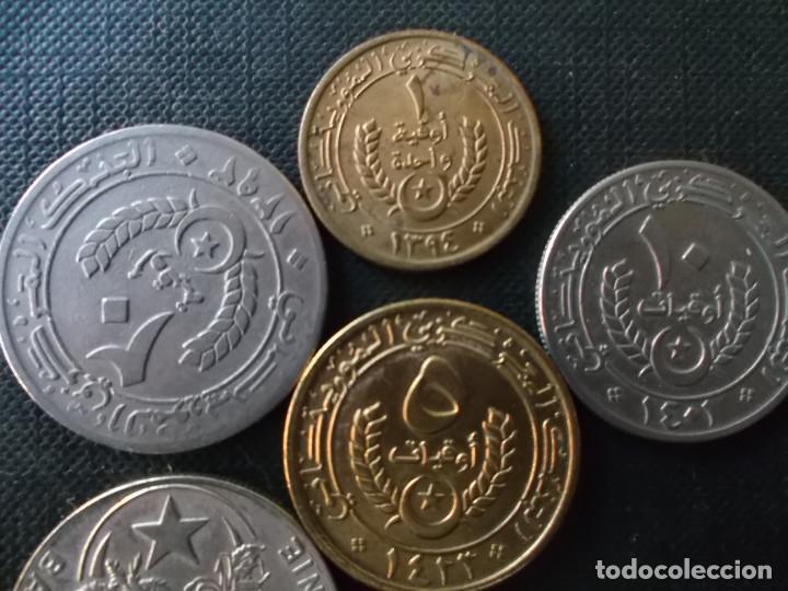 Monedas antiguas de África: conjunto de 5 monedas de Mauritania dificiles - Foto 5 - 220577696