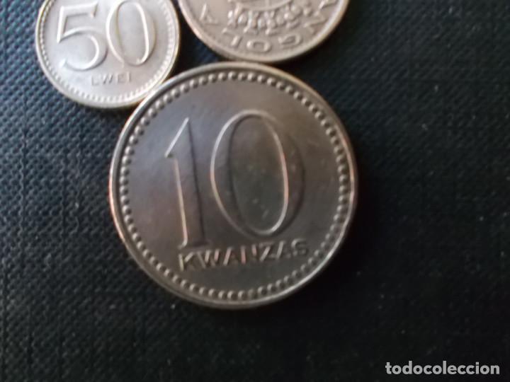 Monedas antiguas de África: conjunto de 3 monedas de Angola muy dificiles antiguas - Foto 6 - 224703865