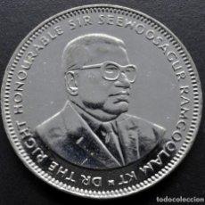 Monete antiche di Africa: MAURICIO, 1 RUPIA 2012. Lote 253950575