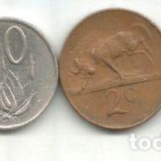 Monedas antiguas de África: M 10848 SUDAFRICA LOTE DE 4 MONEDAS 1965. Lote 255298315