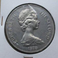 Monedas antiguas de África: TRISTAN DE ACUÑA - 1 CORONA 1978 - CORONACION DE ISABEL II. Lote 255650635
