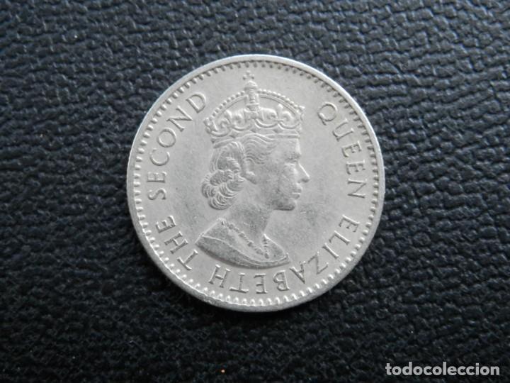 NIGERIA 6 PENCE AÑO 1959, CONSERVACIÓN = MBC + (Numismática - Extranjeras - África)