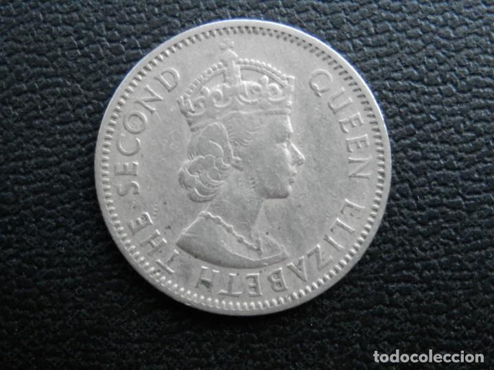 Monedas antiguas de África: NIGERIA 1 SHILLING AÑO 1959, CONSERVACIÓN = MBC - Foto 2 - 256006730