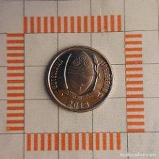 Monedas antiguas de África: 10 THEBE, BOTSWANA. 2013. (KM#32).. Lote 262086030