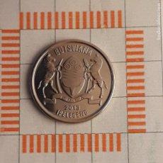 Monedas antiguas de África: 50 THEBE, BOTSWANA. 2013. (KM#34).. Lote 262086650