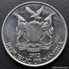 Monete antiche di Africa: NAMIBIA, 10 CENTAVOS 2012. Lote 268956679