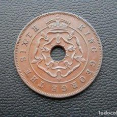 Monedas antiguas de África: RHODESIA MONEDA 1 PENIQUE AÑO 1951. CONSERVACIÓN BC. Lote 268972714