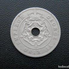 Monedas antiguas de África: RHODESIA MONEDA 1 PENIQUE AÑO 1939. CONSERVACIÓN BC. Lote 268974639