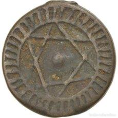 Monedas antiguas de África: [#866907] MONEDA, MARRUECOS, SIDI MOHAMMED IV, 4 FALUS, AH 1288/1871, FES, BC+, BRONCE. Lote 271553393
