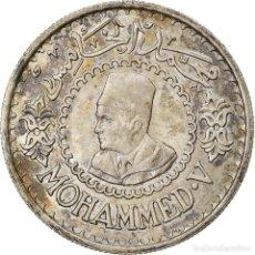 Monedas antiguas de África: [#866779] MONEDA, MARRUECOS, MOHAMMED V, 500 FRANCS, 1956, PARIS, EBC, PLATA, KM:54. Lote 271576858