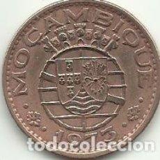 Monnaies anciennes d'Afrique: 1 ESCUDO - MOÇAMBIQUE - 1973 - FOTOS. Lote 275580393