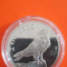 Monedas antiguas de África: MONEDA 10 BIRR 1970 ETIOPÍA PLATA SOLO 4002 EXS. Lote 278415303