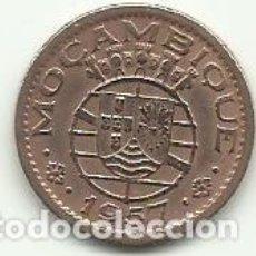 Monnaies anciennes d'Afrique: 50 CENTAVOS MOZAMBIQUE - 1957 - FOTOS. Lote 278585968
