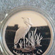 Monedas antiguas de África: MONEDA 2-1/2 POUNDS SUDAN PLATA 0.9250 SILVER TIRADA SOLO 5 590. Lote 279593148