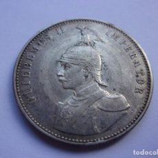 Monedas antiguas de África: 2SCK16 AFRICA ORIENTAL ALEMANA 1 RUPIA DE PLATA 1905 J. Lote 287929353