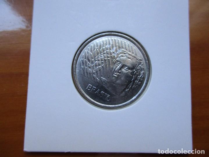 BRASIL - 1 REAL 1994 (Numismática - Extranjeras - África)