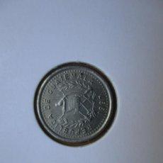 Monedas antiguas de África: GUATEMALA - 5 CENTAVOS 1997. Lote 289678338