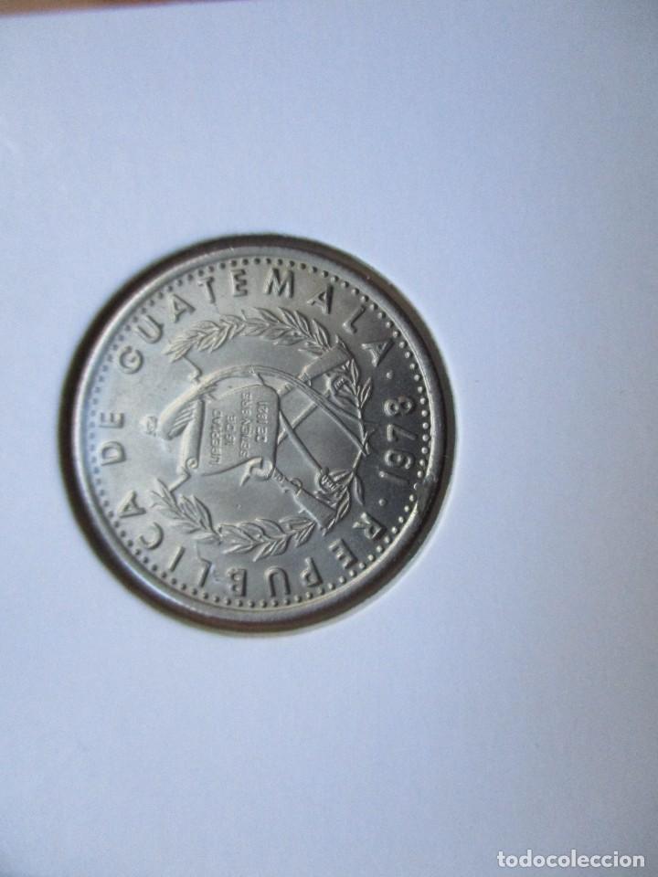 GUATEMALA - 10 CENTAVOS 1978 (Numismática - Extranjeras - África)