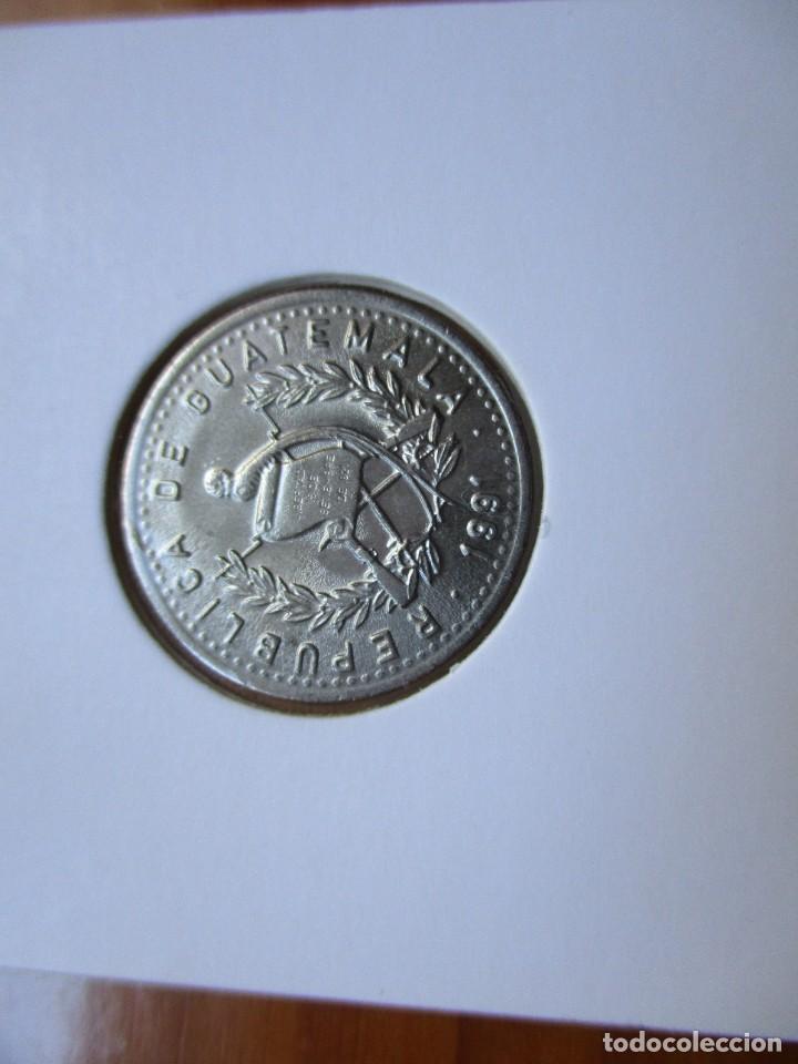 GUATEMALA - 10 CENTAVOS 1991 (Numismática - Extranjeras - África)