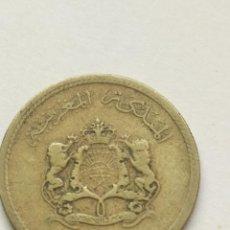 Monedas antiguas de África: ## MARRUECOS 1974 10 SANTIMAT ##. Lote 289689008