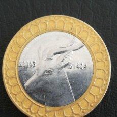 Monedas antiguas de África: MONEDA 50 DINARS ALGERIA 2003 S/C. Lote 289691498