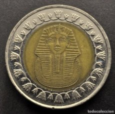 Monedas antiguas de África: EGIPTO, 1 LIBRA 2008. Lote 289698173
