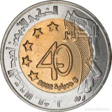 Monedas antiguas de África: [#220537] MONEDA, ALGERIA, 100 DINARS, 2002, ALGIERS, SC, BIMETÁLICO, KM:137. Lote 290084148